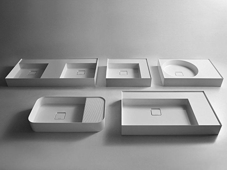 GRAFFIO | Antonio Lupi | Find more at www.maisonvalentina.net | #luxurybathrooms #luxuriousbathroom #luxurybathroomdesigns #bathroomdecor #bathroomsuites #modernluxurybathrooms #bathroomfurniture #majesticbathrooms #washbasinideas #washbasindesignideas #bespokedesign #bespokewashbasins #luxurywashbasins #designwashbasins #contemporarybathroomfurniture