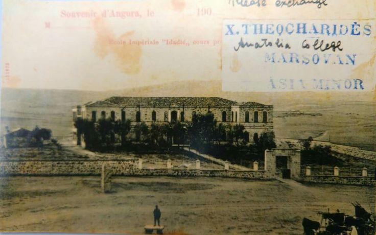 Tarihi 1886 yılına kadar uzanan ve halk arasında Taş Mektep olarak da bilinen Atatürk Lisesi'nin sıralarından aralarında Orhan Veli, Ahmet Hamdi Tanpınar, İhsan Sabri Çağlayangil'in de olduğu pek çok ünlü sima geçmiş. Yıkıldıktan sonra yerine Yüksek İhtisas Hastanesi yapılmış.