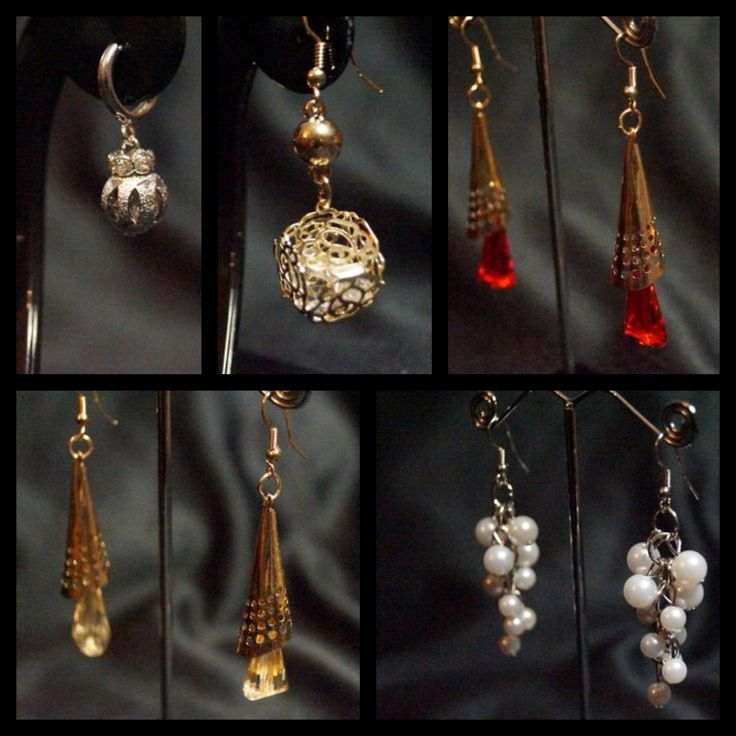Assorted Style Earrings