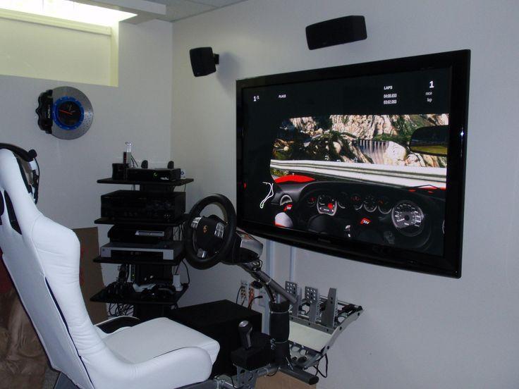 decent gaming setup.