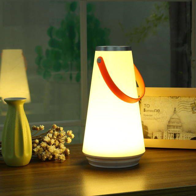 Light House Lantern Portable Usb Camping Lamp Watch Social Camping Lamp Led Lantern Lamp
