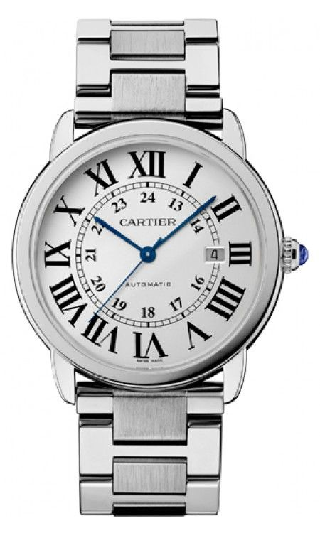 W6701011 Cartier Ronde Solo XL. Perhaps in July.....