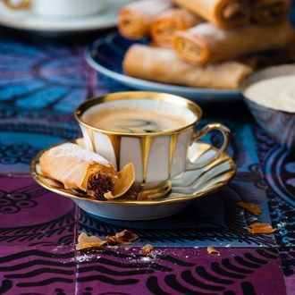 These ultra-sweet pastries are wonderful with coffee.