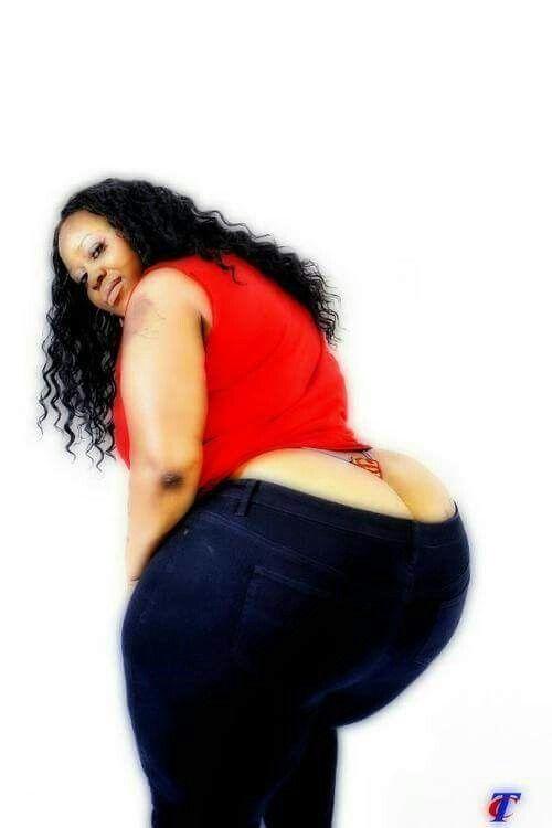 Ssbbw big ass anal