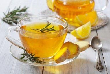 Tisana digestiva al limone e zenzero | I sempreverdi