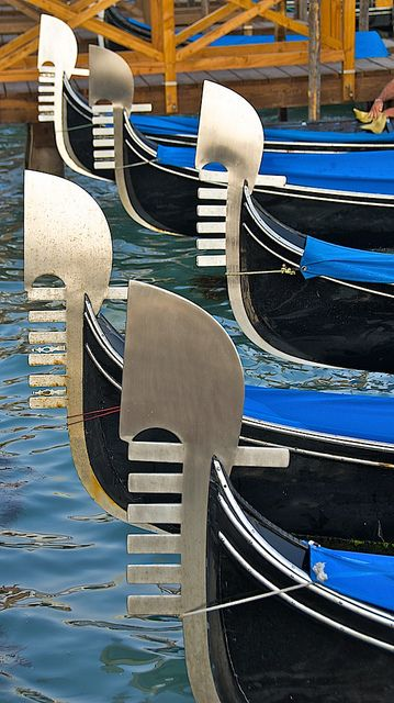 Venice , Italy  http://www.amazon.com/La-TAVOLA-Adventures-Misadventures-American/dp/1463618123