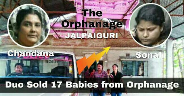 Jalpaiguri NGO Baby Selling Racket - Adoption was made a business by duo with Fake Documents   The CID probe into the alleged baby sale racket in Jalpaiguri has revealed that the NGO running the two homes indulged in forgery of documents said sources.  The sources said Chandana Chakraborty - who heads the NGO and the homes and was arrested on Saturday - would use fake fit certificates of Central Adoption Resource Authority the central government agency authorised to deal with adoption…