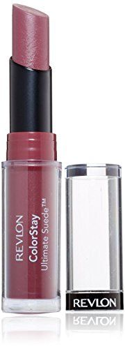 Buy Revlon Colorstay Ultimate Suede Lipstick Super Model, Mauve, 2.55g