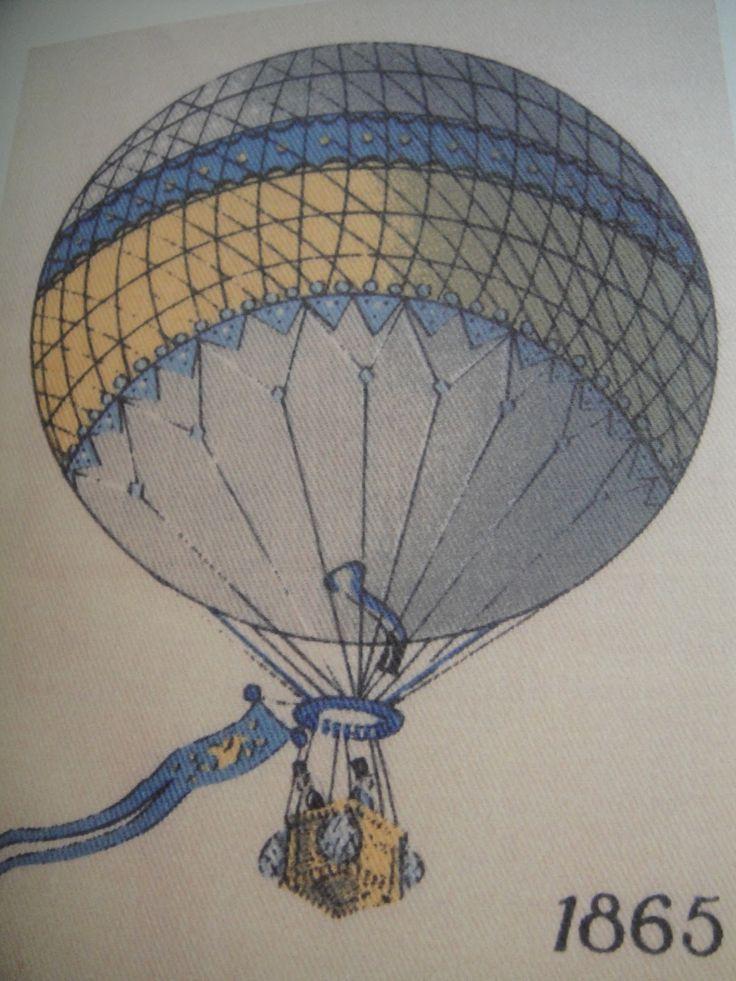 como dibujar globos aeroestaticos - Buscar con Google