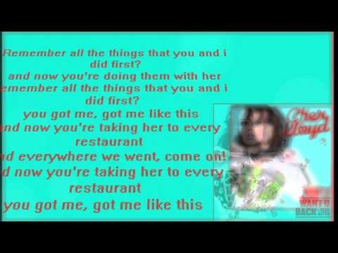 Cher Lloyd - I want you back with Lyrics  just like a helicopter pbbbbbbbbbb!;)