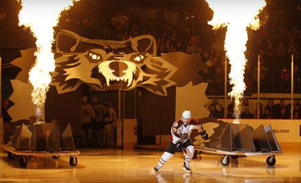Found a great deal if you are missing hockey as much as I am.  Groupon has Chicago Wolves tickets for very cheep and they have a game against the Rockford Ice Hogs which is the AHL team for the Blackhawks so you can see all the young talent the Hawks will be bringing up in the near future.