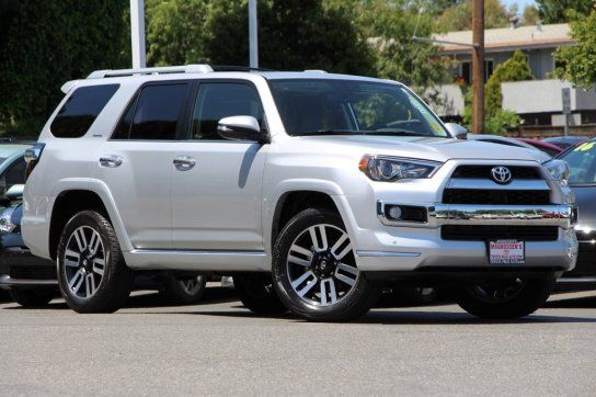 Sport Utility, 2016 Toyota 4Runner Limited with 4 Door in Palo Alto, CA (94306)