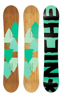 "Use coupon code ""grantbowen"" for 25% off all niche snowboards!  Niche Snowboards wins the ISPO Eco Award for hardgoods"