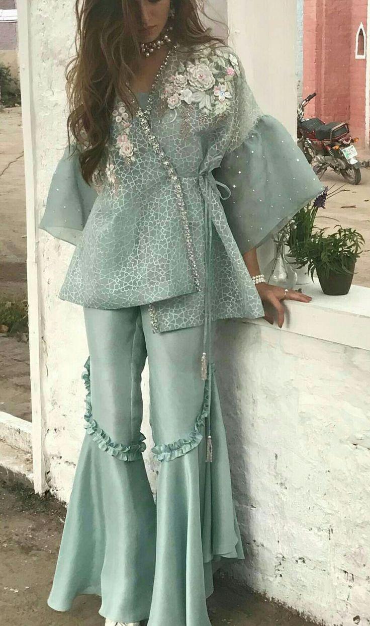 Pakistani Sharara