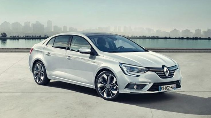 Renault has launched its Megane sedan in Turkey