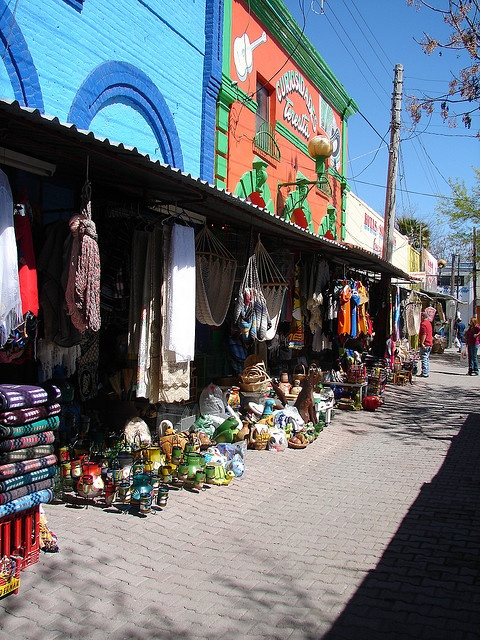Mercado de Zaragosa, Piedras Negras