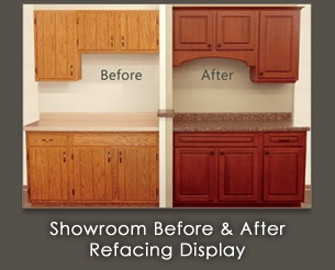 Reface Kitchen Cabinets Before After Reface Kitchen Cabinets Correct