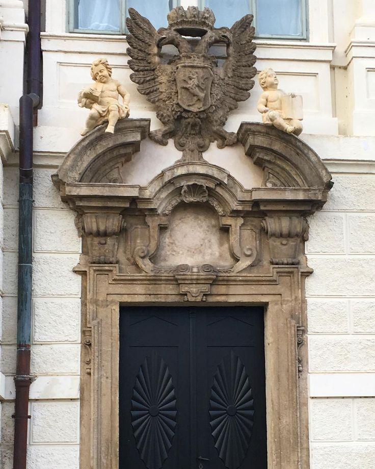 "49 Likes, 3 Comments - William B. Litchfield (@wblitchfielddesigns) on Instagram: ""Prague. Doors. Clues. #Prague #holidays #architecture #architecturelovers #architects #design…"""