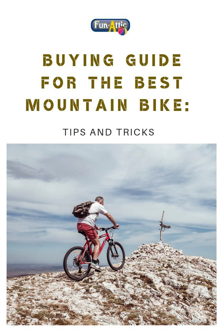 Buying Guide For The Best Mountain Bike Tips And Tricks With