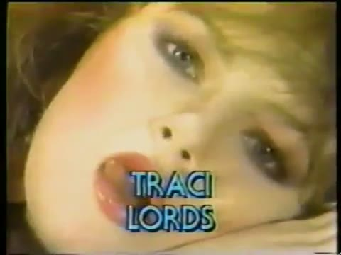 from Sincere traci lords with red lips video