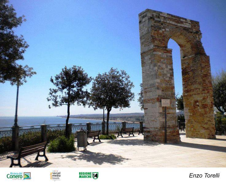 37_torre di numana di Enzo Torelli (da Facebook) #destinazioneconero