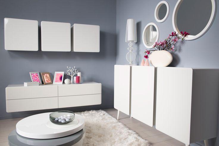 Nowa kolekcja Black Red White #PossiLight #nowosc #nowakolekcja #salon #livingroom #meble #blackredwhite #moduly #kolory #bilionmozliwosci #design #furniture #newcollection #home #dom #interior #wnetrza #inspiration