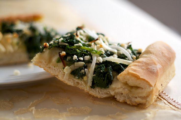 Bake Me Blush: Like a Big Pizza Pie // Inspiration for a GF Pizza