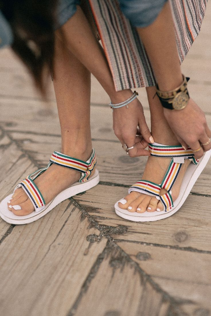 Teva X Hudson's Bay is here, but for a limited time only! Shop the