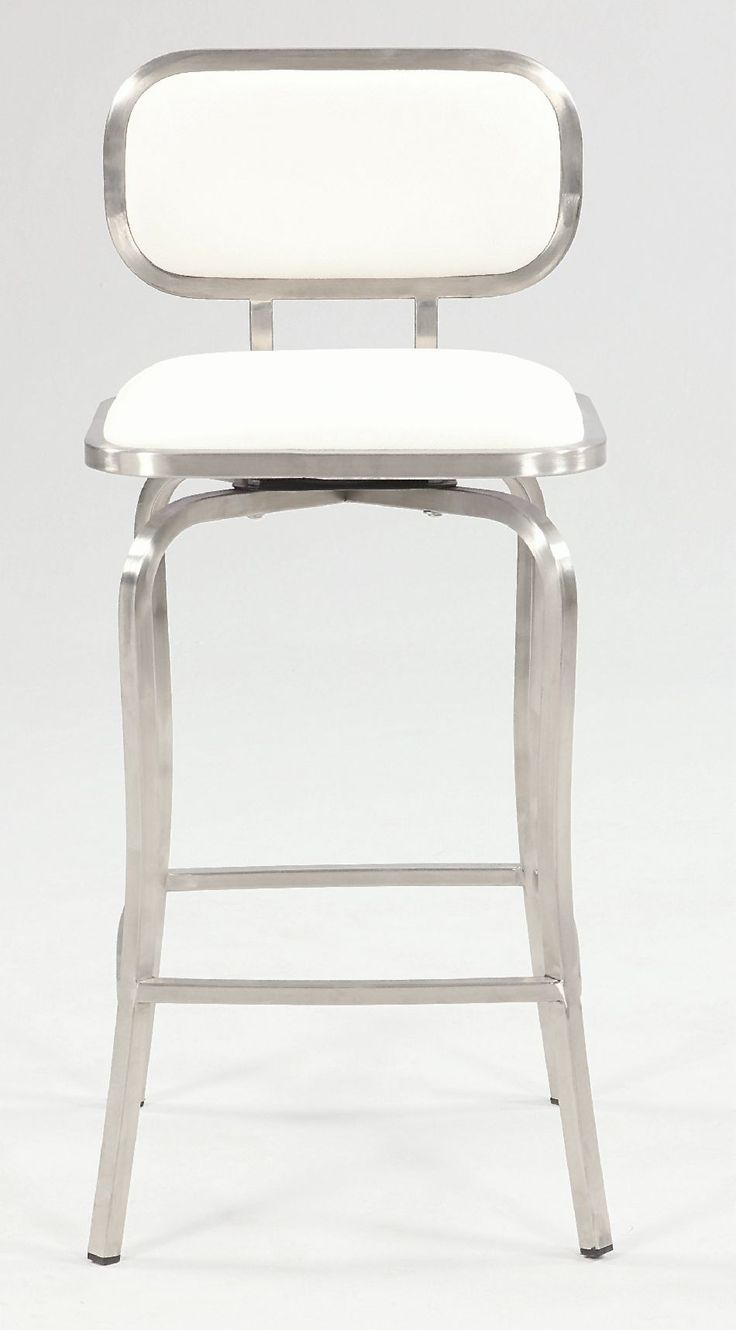Kitchen island counter height stools - Find This Pin And More On Kitchen Islands Ingrid Modern Swivel Counter Height Stool