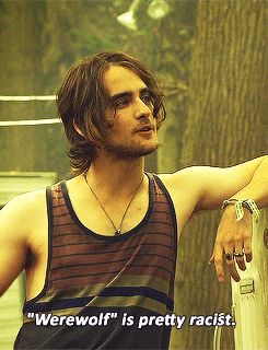 ||FC: Landon Liboiron|| I'm Mac, i'm 18, and a werewolf. I'm not particully fond of vampires to be honest, but ill put up with them if i have to.
