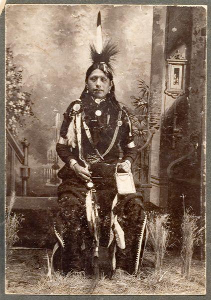 Dating native american man