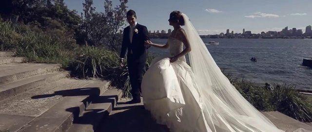 Karina & Stefan  Same Day Edit Le Montage @Navarra Venues   iconicfilms.com.au