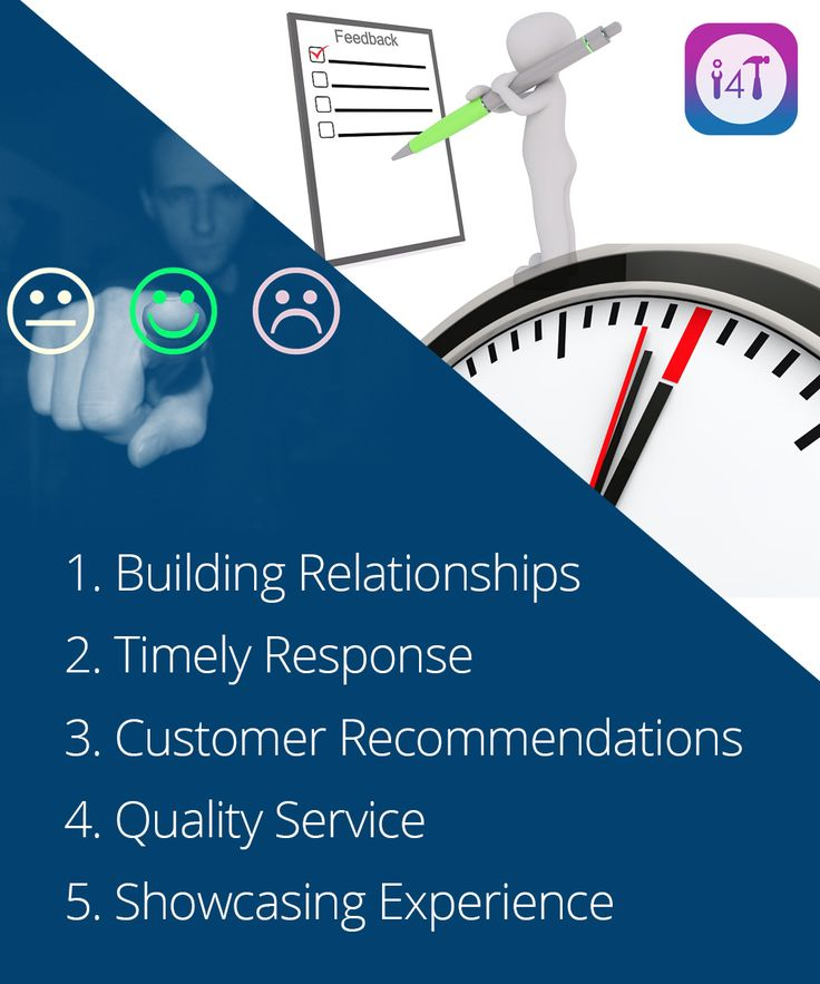 How do you ensure customer trust in your service? #TradesServices #Tradie