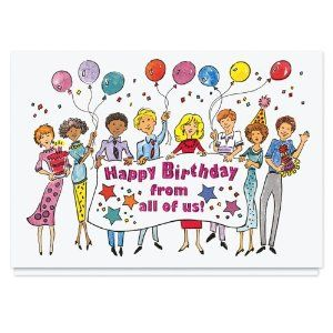 44 best cumpleanos birthday images on pinterest birthdays banner birthday wishes card 25 premium birthday cards with foiled lined envelopes by the bookmarktalkfo Image collections
