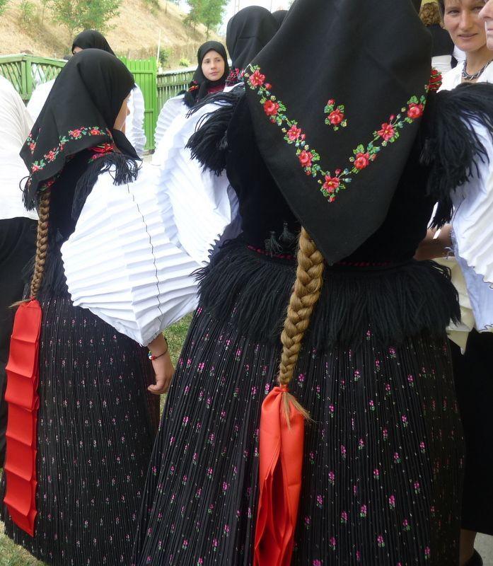 Székely népviselet  - Erdély
