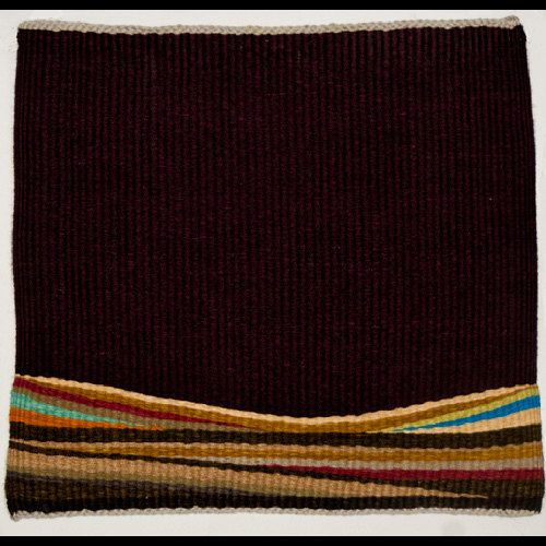 Navajo Wedge Weave Tapestry Wall Hanging by TheRugMerchant on Etsy #sfetsyteam
