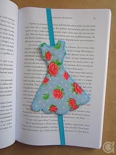 Dress bookmark tutorial
