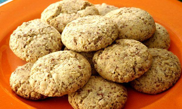 Receita de biscoito de amendoim