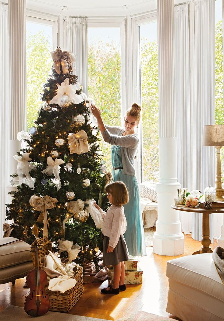 Mejores 235 im genes de navidad en pinterest deco - Los penotes decoracion ...