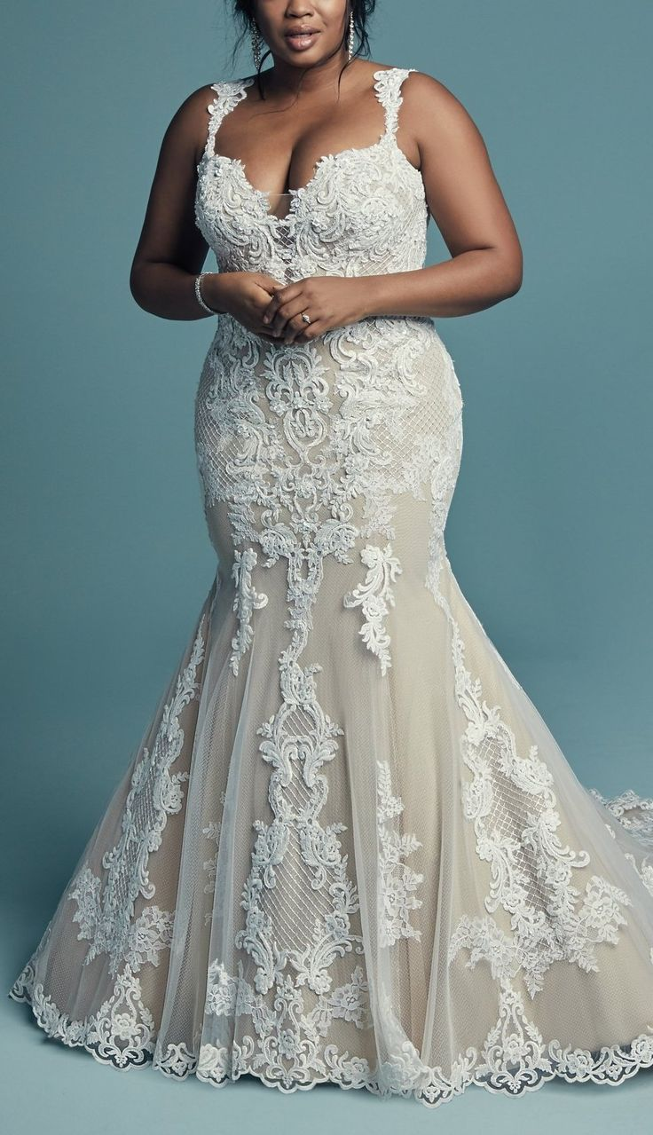 2022 best Plus Gowns images on Pinterest | Bridal gowns, Plus size ...