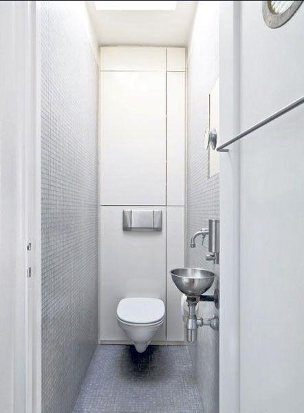 små badeværelser inspiration - Google Search