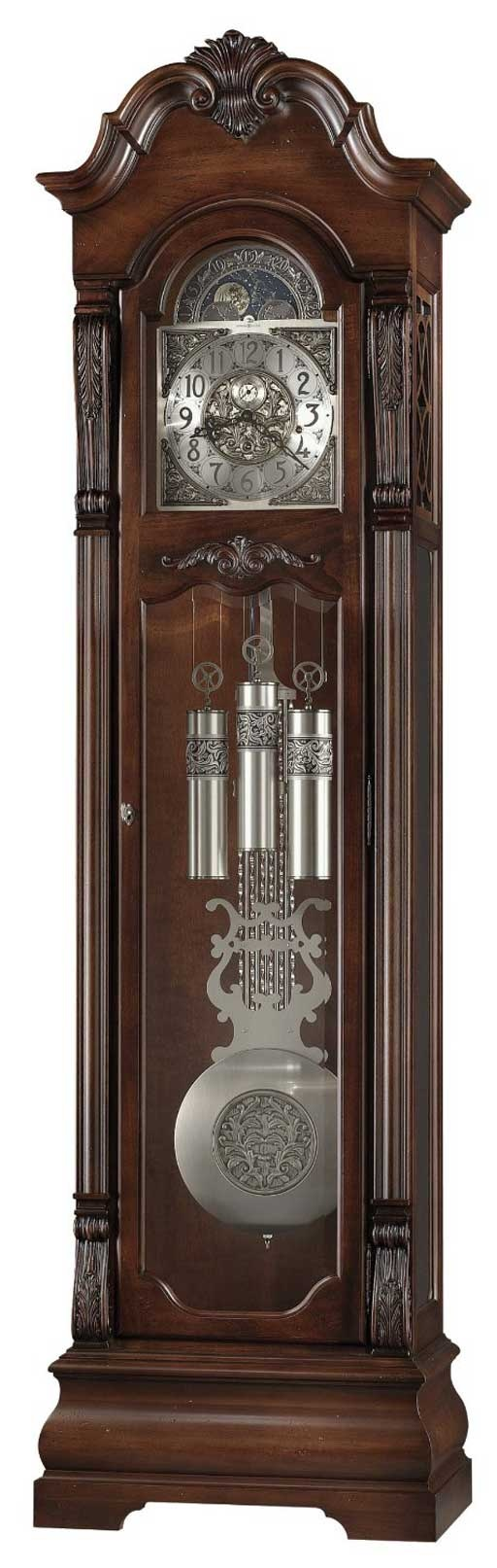 best clock images on pinterest  wall clocks for the home and  - antique tempus fugit grandfather clock