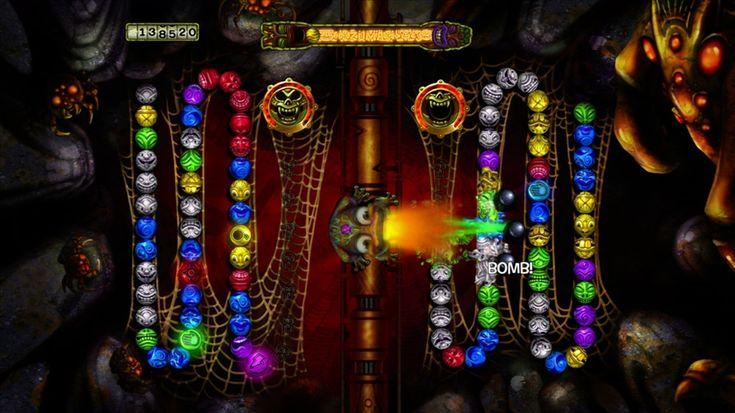 Zuma Revenge Full PC Gratis Completo Descargar Gratis Juegos   Descargadictos!