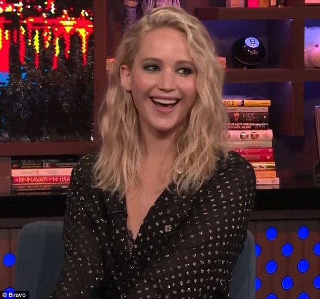 Spy film: Jennifer Lawrence while promoting Red Sparrow on Watch What Happens Live on Thursday was surprised by special guests