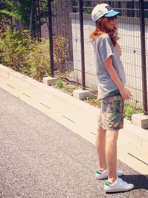 SEAのスカート「バックサテンペプラムカーゴスカート」を使ったmayumiのコーディネートです。WEARはモデル・俳優・ショップスタッフなどの着こなしをチェックできるファッションコーディネートサイトです。