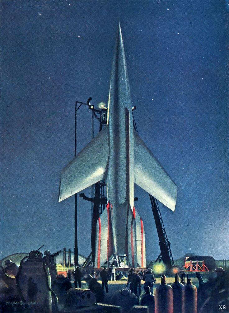 91 Best images about Vintage Rockets on Pinterest | Lloyd ...
