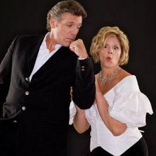 Susan and Thomas Hampson
