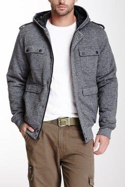 Micros Hooded Jacket