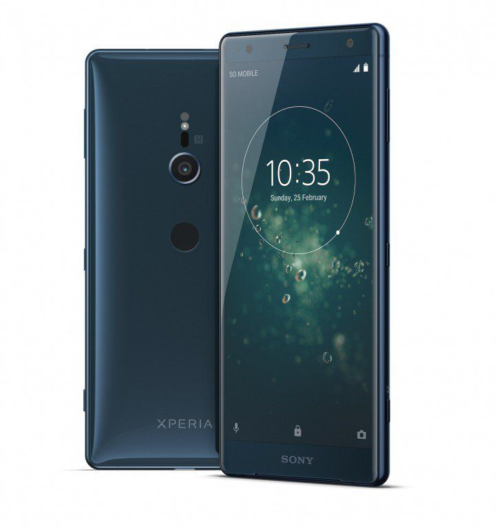 Sony Xperia Xz2 Xperia Xz2 Compact Prices Appear The Sony Xperia Xz2 And Xperia Xz2 Compact Were Unveiled Wit Sony Mobile Phones Sony Xperia New Mobile Phones