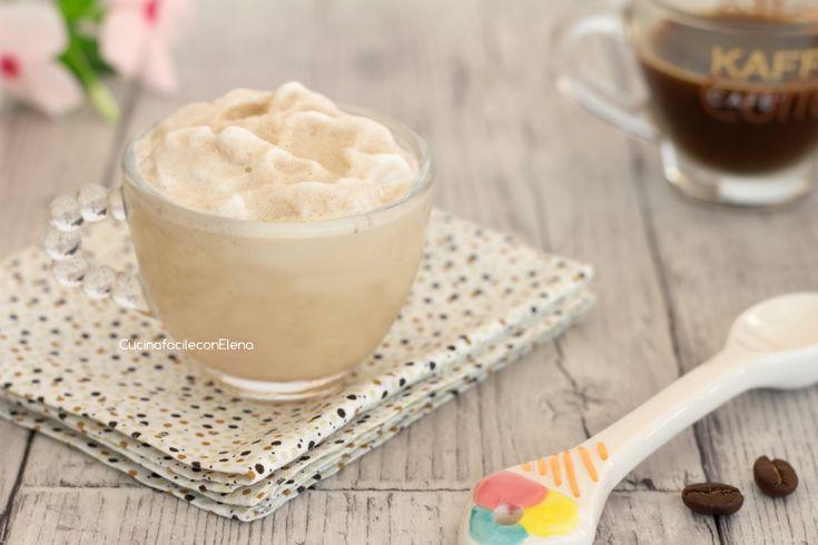 crema di caffe senza panna